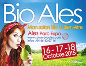 Salon bio Alès